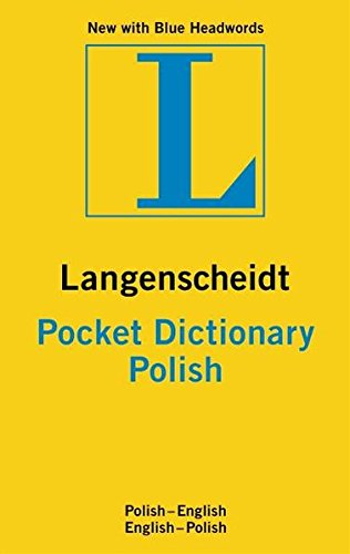9783468980725: Langenscheidt Pocket Dictionary Polish