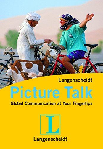 9783468982057: Langenscheidt Picture Talk: Global Communication at Your Fingertips