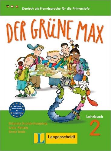9783468988301: Der Grüne Max. Lehrbuch. Per la Scuola elementare: Der grüne Max 2 alumno (Texto)