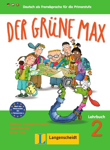 9783468988554: Der grüne Max 2. Lehrbuch 2