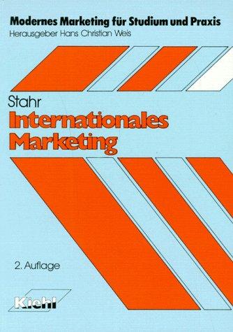 9783470430829: Internationales Marketing