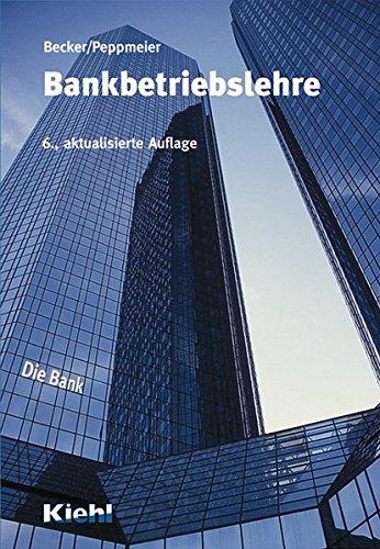 9783470453569: Bankbetriebslehre