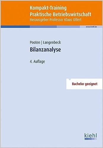 9783470539249: Kompakt-Training Bilanzanalyse