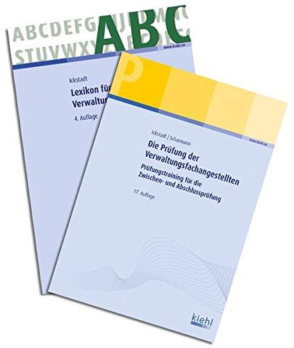 Verwaltungsfachangestellte Bücherpaket