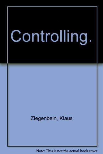 9783470705972: Controlling.
