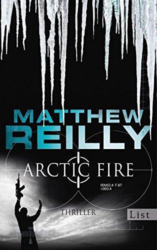 9783471350904: Arctic Fire (Scarecrow, #5)