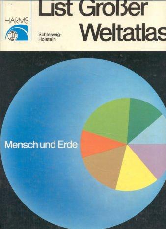 9783471401507: List grosser Weltatlas: Mensch und Erde