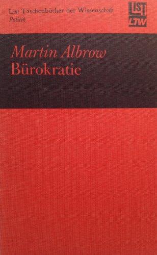 Beispielbild für Bürokratie. zum Verkauf von Mosakowski GbR