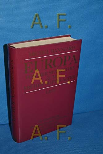 9783471771761: Europa, von der Spätantike zum frühen Mittelalter