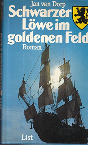 9783471773154: Schwarzer Löwe im goldenen Feld