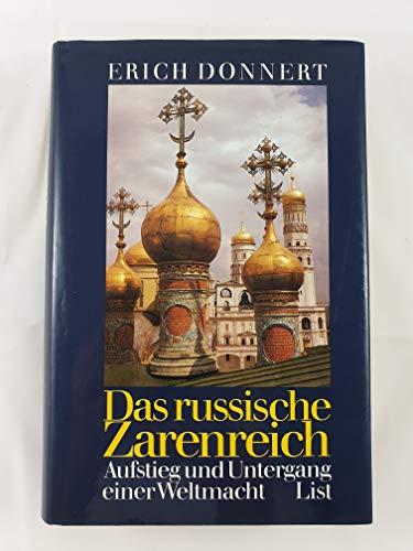 9783471773413: Das russische Zarenreich. Aufstieg und Untergang einer Weltmacht
