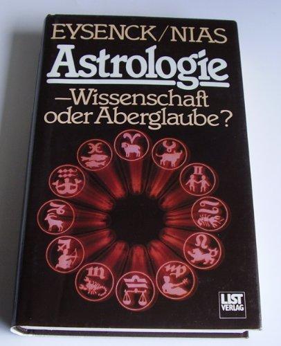 9783471774175: Astrologie - Wissenschaft oder Aberglaube?