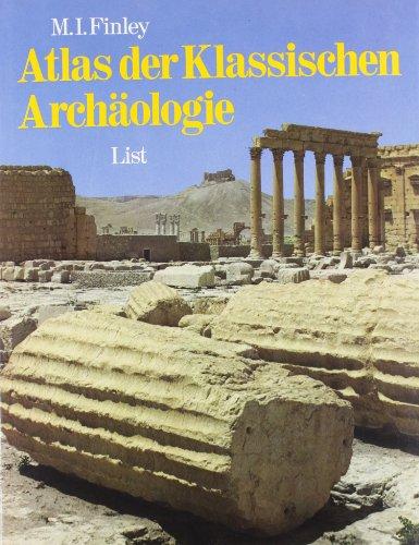 9783471775172: Atlas der Klassischen Archäologie.