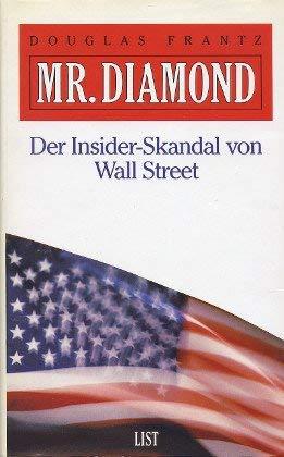 9783471775417: Mr. Diamond. Der Insider-Skandal von Wall Street