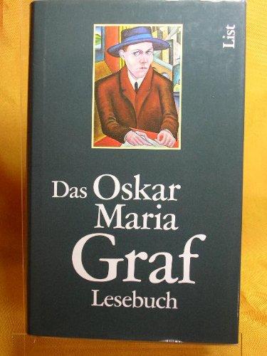 9783471776704: Das Oskar Maria Graf Lesebuch.