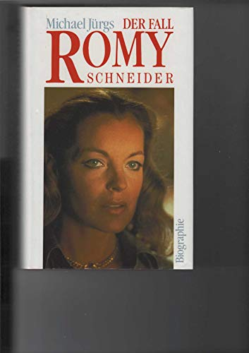 9783471778852: Der Fall Romy Schneider: Eine Biographie
