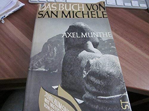 Das Buch von San Michele: Munthe, Axel