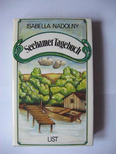 9783471782118: Seehamer Tagebuch
