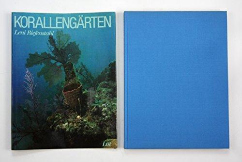 Korallengarten: Riefenstahl, Leni