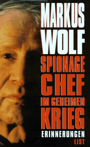 9783471791585: Spionagechef im geheimen Krieg: Erinnerungen