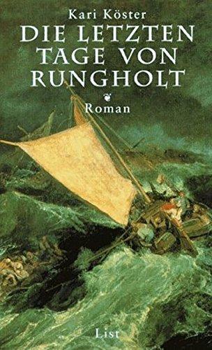 9783471793473: Die Letzten Tage Von Rungholt: Roman