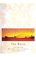 9783472004462: People Just Like Us: Praise and Worship Songbook