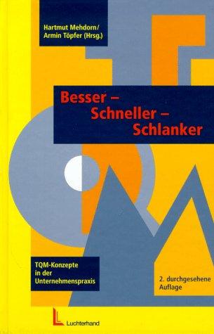 9783472024910: Besser, Schneller, Schlanker