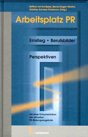 9783472030959: Arbeitsplatz PR