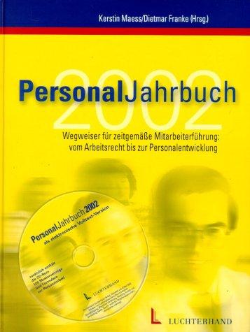 9783472048183: Das Personal Jahrbuch 2002. Inkl. CDROM. Wegweiser für zeitgemäße Personalarbeit.