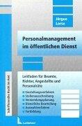 9783472048220: Personalmanagement im öffentlichen Dienst