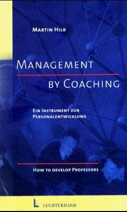 9783472050667: Management by Coaching
