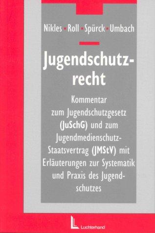 9783472053422: Jugendschutzrecht. by