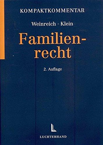 9783472058441: Kompaktkommentar Familienrecht.