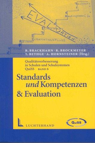 9783472060857: Standards und Kompetenzen und Evaluation