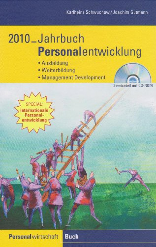 9783472075820: Jahrbuch Personalentwicklung 2010: Ausbildung, Weiterbildung, Management Development