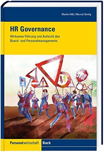 HR Governance: Martin Hilb
