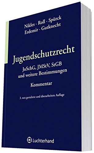 Jugendschutzrecht: Bruno W. Nikles