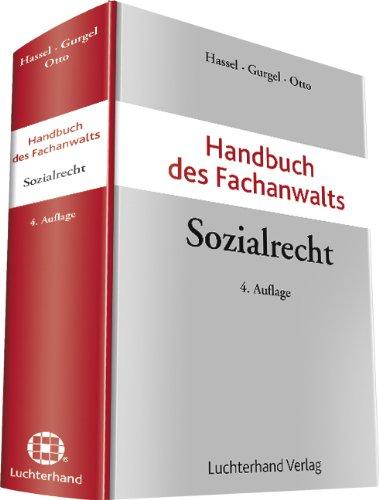 9783472085188: Handbuch des Fachanwalts Sozialrecht