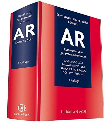 AR - Arbeitsrecht, Kommentar: Gregor Dornbusch