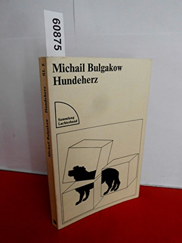 9783472610052: Hundeherz. (Livre en allemand)
