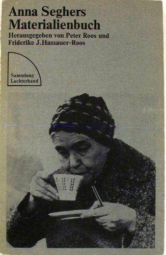 Materialienbuch.: Seghers, Anna