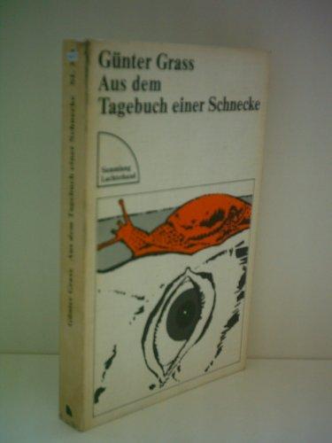 9783472613107: Aus Dem Tagebuch Einer Schnecke