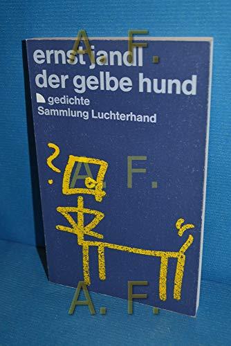 9783472613909 Der Gelbe Hund Gedichte Sammlung