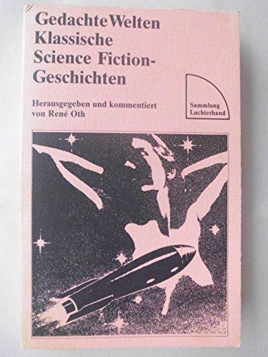 9783472614203: Gedachte Welten. Klassische Science Fiction-Geschichten