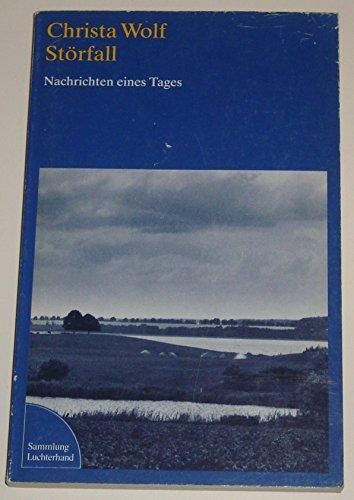 9783472617778: Title: Storfall Nachrichten eines Tages Sammlung Luchterh
