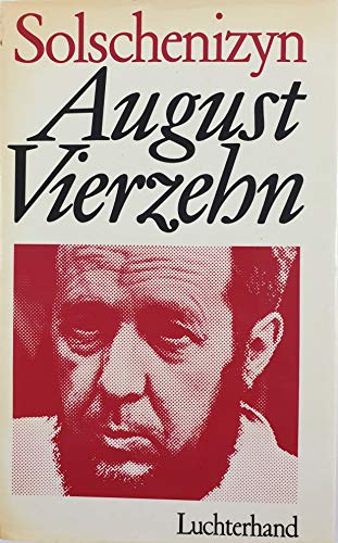 August Vierzehn. Roman (Livre en allemand)
