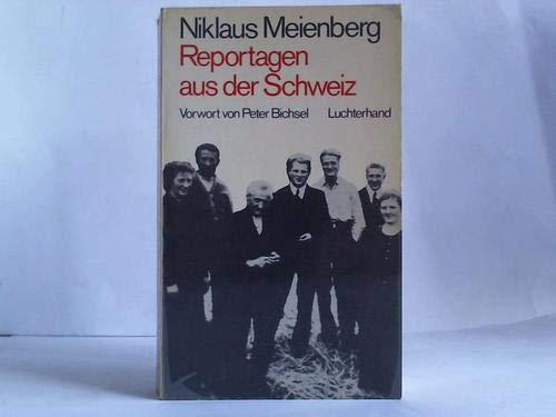 9783472863953: Reportagen aus der Schweiz