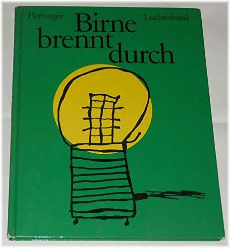 9783472864035: Birne brennt durch: Sechsundzwanzig Abenteuergeschichten für Kinder und Erwachsene