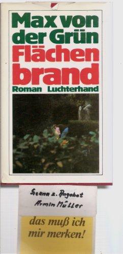 9783472864851: Flächenbrand: Roman