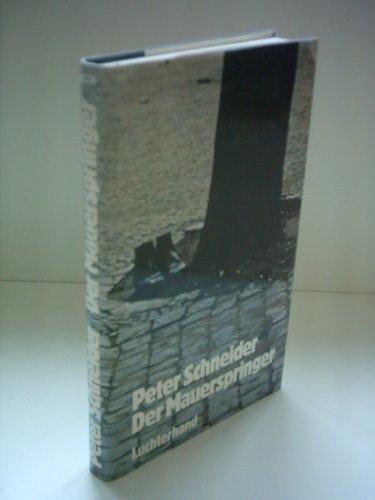 9783472865360: Der Mauerspringer: Erzählung